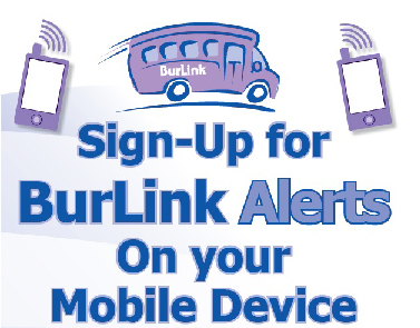 BurLink Alerts