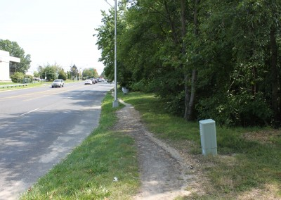 Incomplete Street